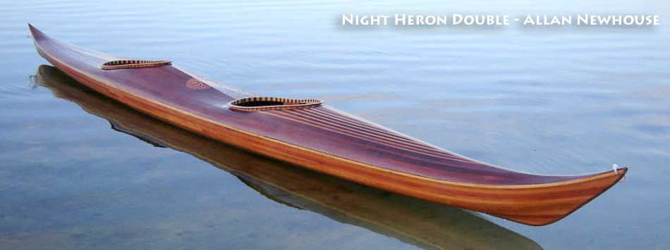 Allan Newhouse - Night Heron Double