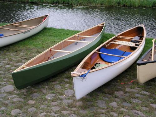 Re: Skin-on-Frame: Canoe methods *PIC*
